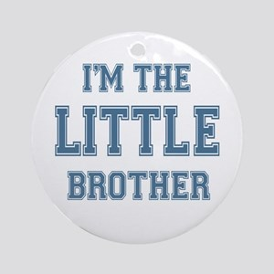 Little Brother Ornament (Round)