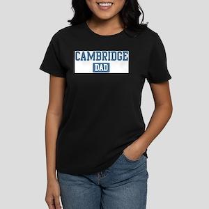 Cambridge dad Women's Dark T-Shirt