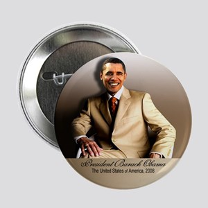 "Mr. President (Classic) 2.25"" Button"