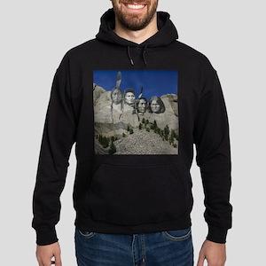 Native Mt. Rushmore Hoodie (dark)