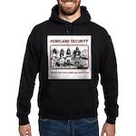 Homeland Security Native Pers Hoodie (dark)