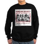 Homeland Security Native Sweatshirt (dark)