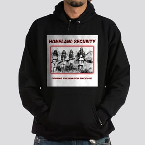 Homeland Security Native Hoodie (dark)