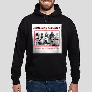 Homeland Security Native Hoodie (dark)
