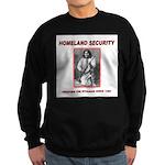 Homeland Security Geronimo Sweatshirt (dark)
