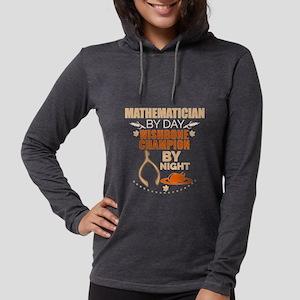 Mathematician by day Wishbone Long Sleeve T-Shirt