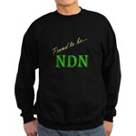 Proud to be NDN Sweatshirt (dark)