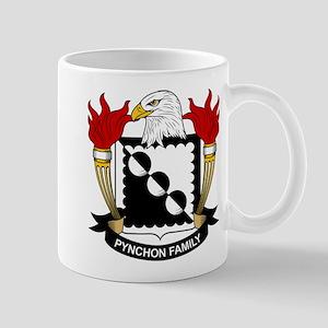 Pynchon Family Crest Mug
