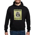 Columbus Wanted Poster Hoodie (dark)