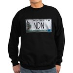Maine NDN Pride Sweatshirt (dark)