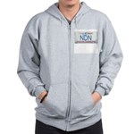 North Carolina NDN Pride Zip Hoodie