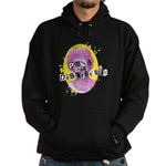 Punk and Disorderly Hoodie (dark)