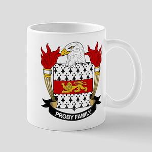 Proby Family Crest Mug