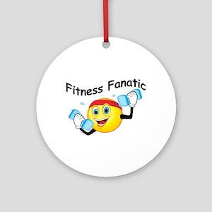 Fitness Ornament - Fanatic