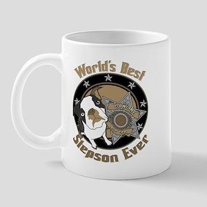 Top Dog Stepson Mug