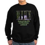 Go For A Hike Sweatshirt (dark)