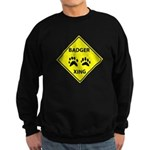 Badger Crossing Sweatshirt (dark)