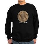Real Bobcat Pawprint Sweatshirt (dark)