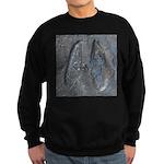 Real Deer Track Sweatshirt (dark)