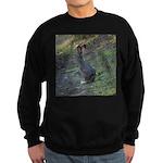 Black Tailed Jackrabbit Sweatshirt (dark)