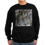 Real Bear Track Sweatshirt (dark)