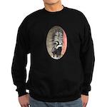 Little Skunk Big Tail Sweatshirt (dark)