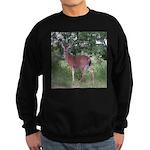 Doe in the Shade Sweatshirt (dark)