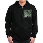 Help Idaho Wolves Zip Hoodie (dark)