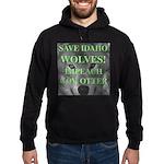 Save Idaho Wolves Hoodie (dark)