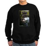 Otter Paradise Sweatshirt (dark)
