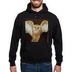Barn Owl Hoodie (dark)