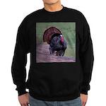 Strutting Tom Turkey Sweatshirt (dark)