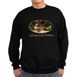 Rufous-sided Towhee Sweatshirt (dark)