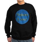 Nature Lover Sky Background Sweatshirt (dark)