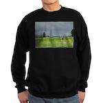 Mailbox and Field Scenic Sweatshirt (dark)