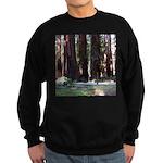The Redwood Highway Sweatshirt (dark)