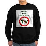 Think For Yourself Sweatshirt (dark)