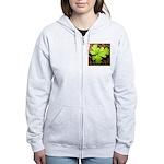 Poison Oak Women's Zip Hoodie
