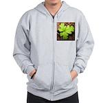 Poison Oak Zip Hoodie