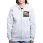 Huckleberries Women's Zip Hoodie