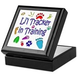 Li'l Tracker Keepsake Box