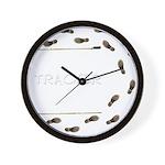 SAR Tracker Wall Clock