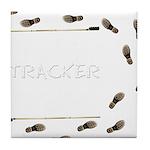 SAR Tracker Tile Coaster