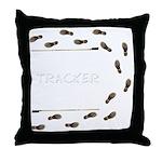SAR Tracker Throw Pillow