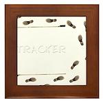 SAR Tracker Framed Tile