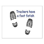 Foot Fetish Small Poster
