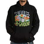 Plant a Garden Hoodie (dark)