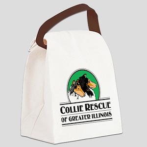 Logo-1200 Canvas Lunch Bag
