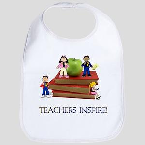 Teachers Inspire Bib