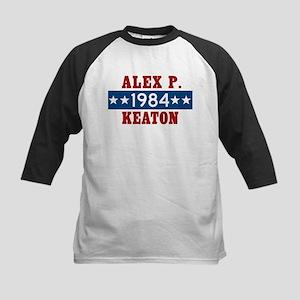 Vote Alex P Keaton 1984 Baseball Jersey